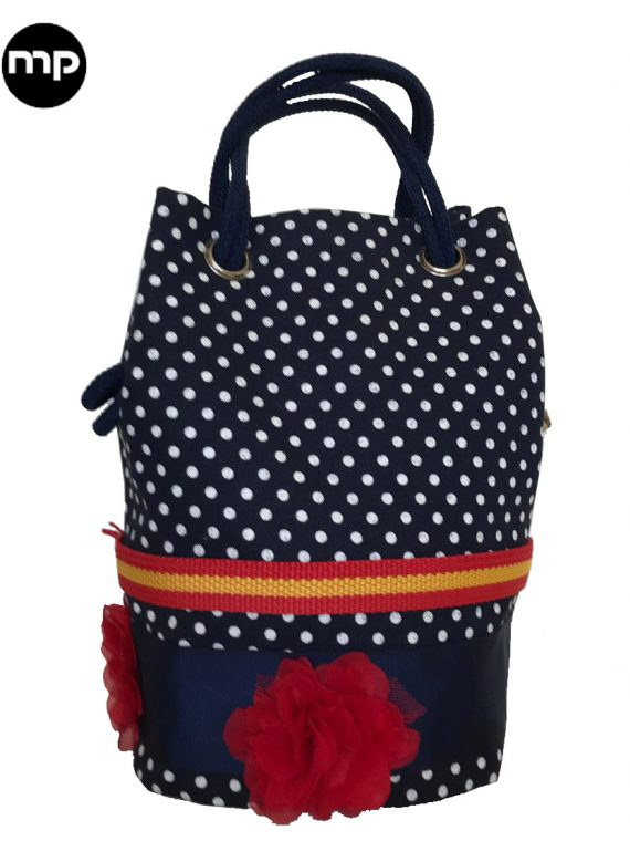 bolso flamenco exclusivo