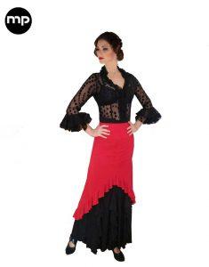 camisa flamenca plumeti