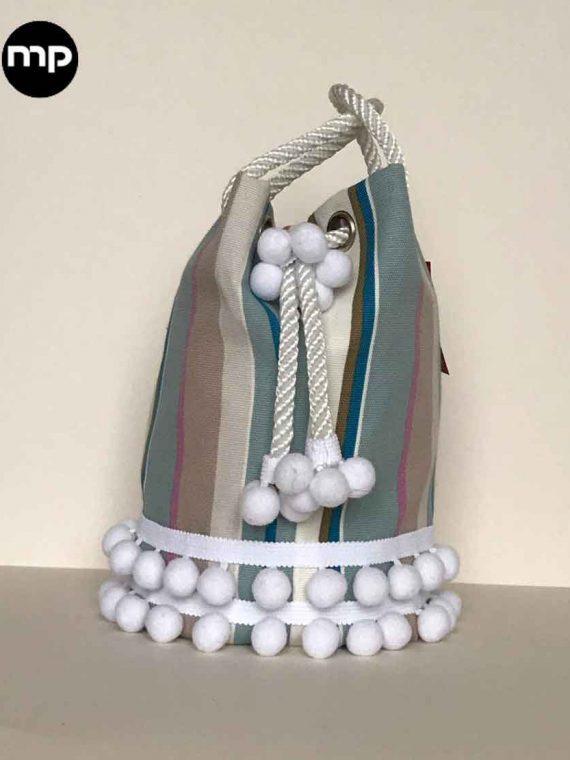 bolso de algodon