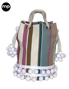 bolso de algodón