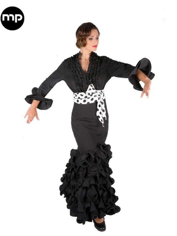 faldas-flamencas-negras
