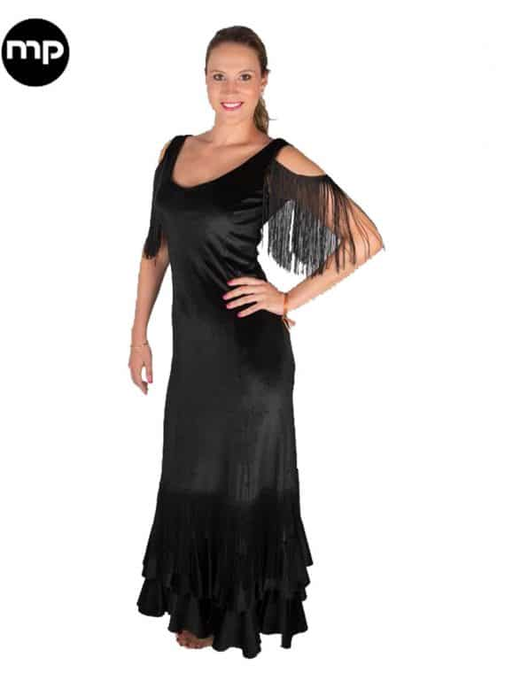 vestido-flamenco-terciopelo