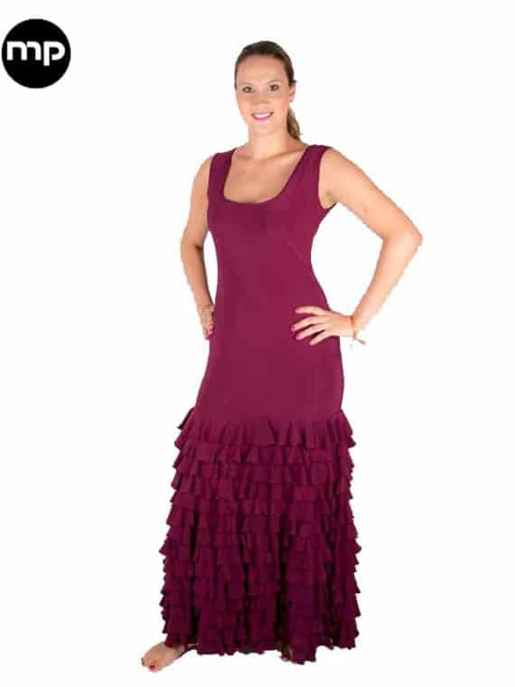 vestidos-de-flamenca-color-buganvilla