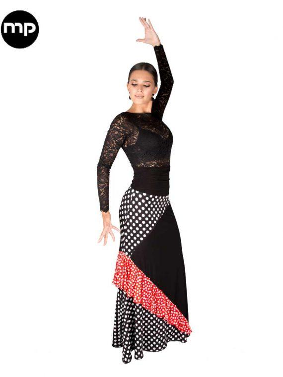 faldas-ensayo-flamenco-lunares