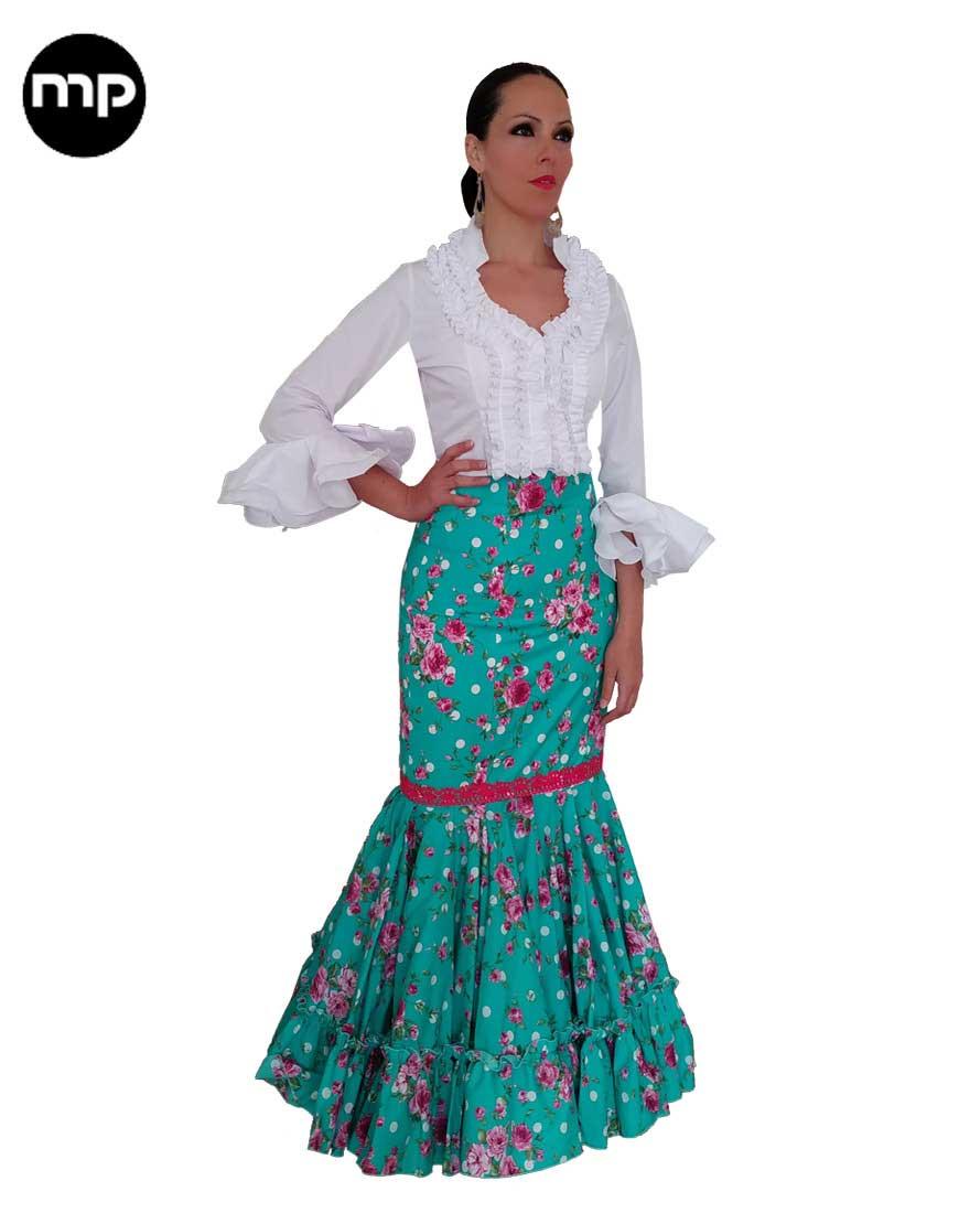 nuevo producto 08d8d ede55 Camisa de flamenco