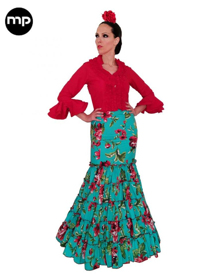 falda flamenca 2019