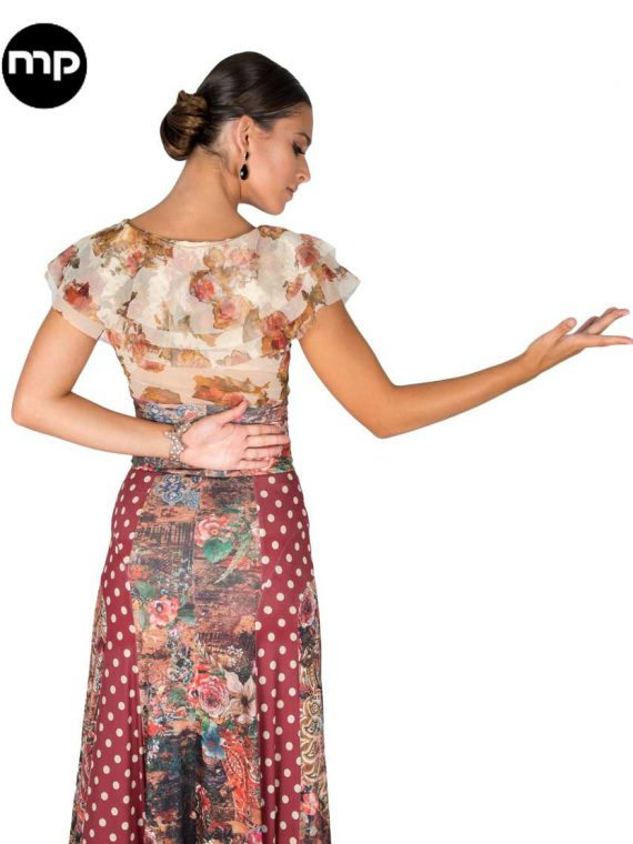 blusas flamencas online