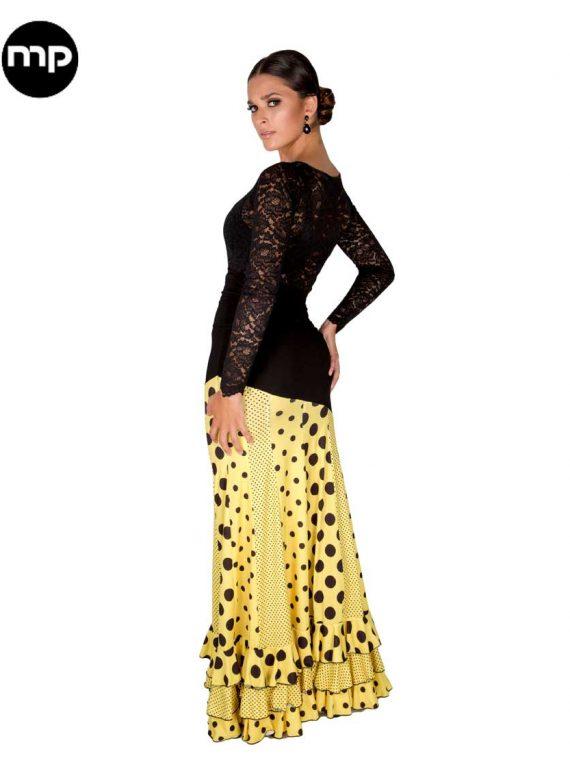 falda-flamenca-elastica
