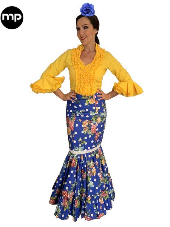 camisa-flamenca-amarilla