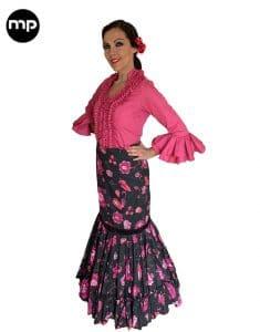camisas flamencas de colores