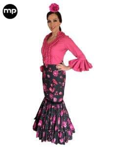 faldas de sevillanas