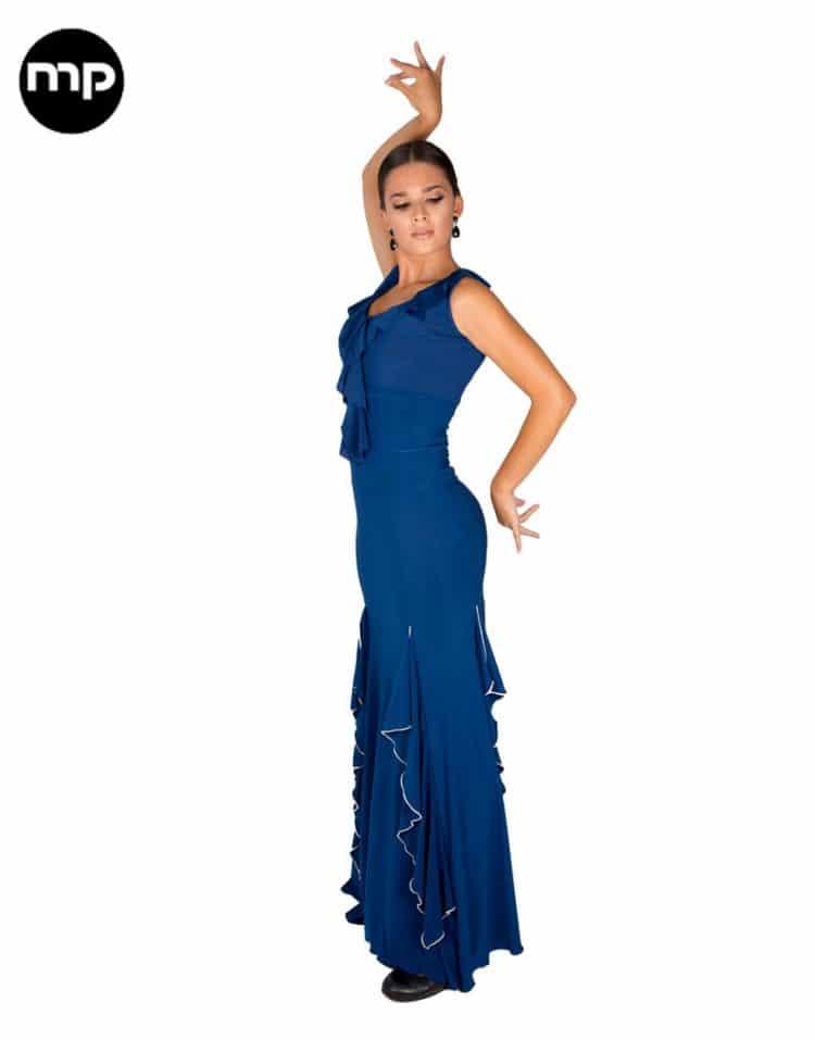 falda flamenca ensayo
