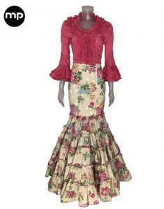traje flamenca outlet