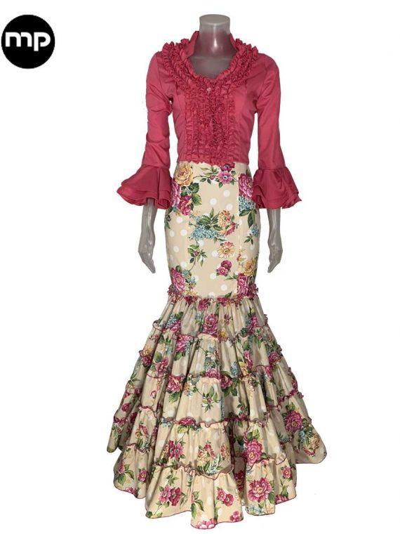 traje flamenca outlet