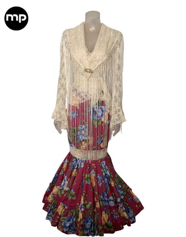 falda flamenca barata