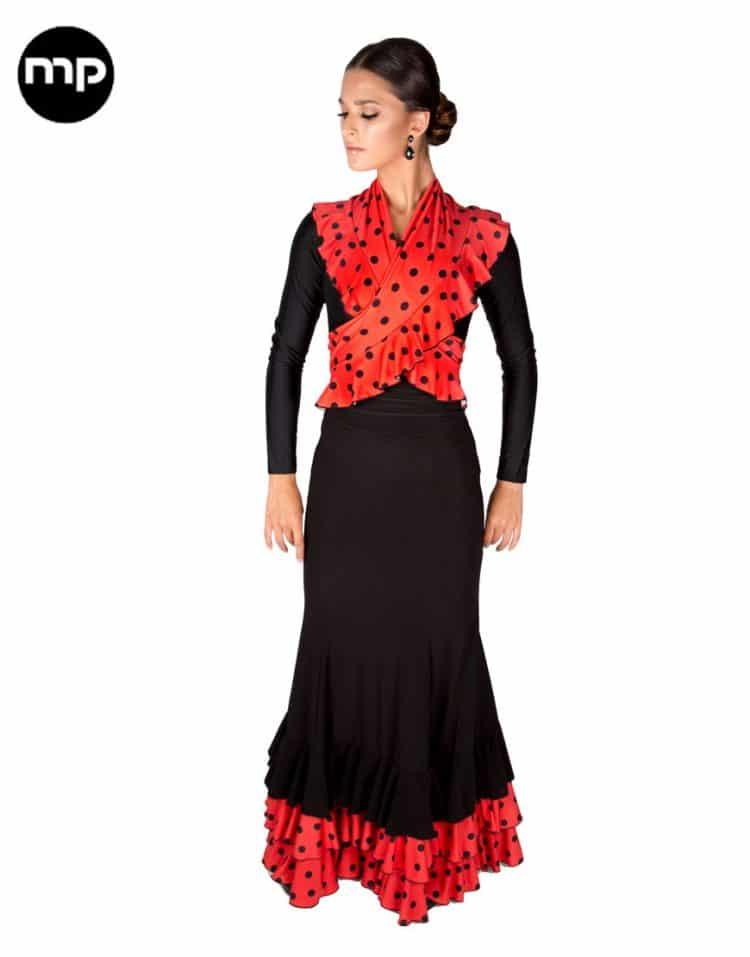 mantoncillo flamenca