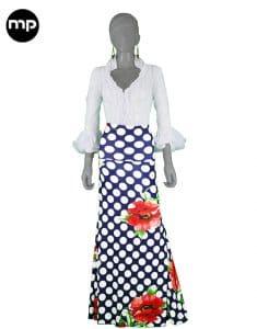 ropa flamenca
