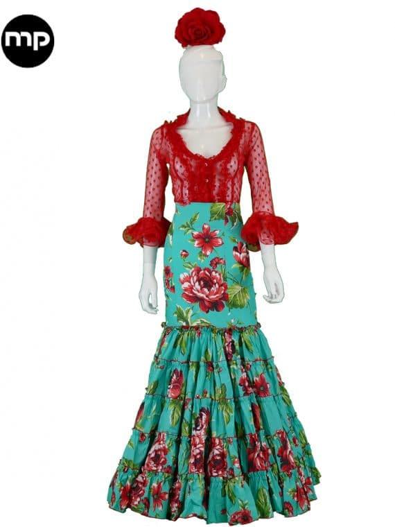 trajes de sevillanas baratos