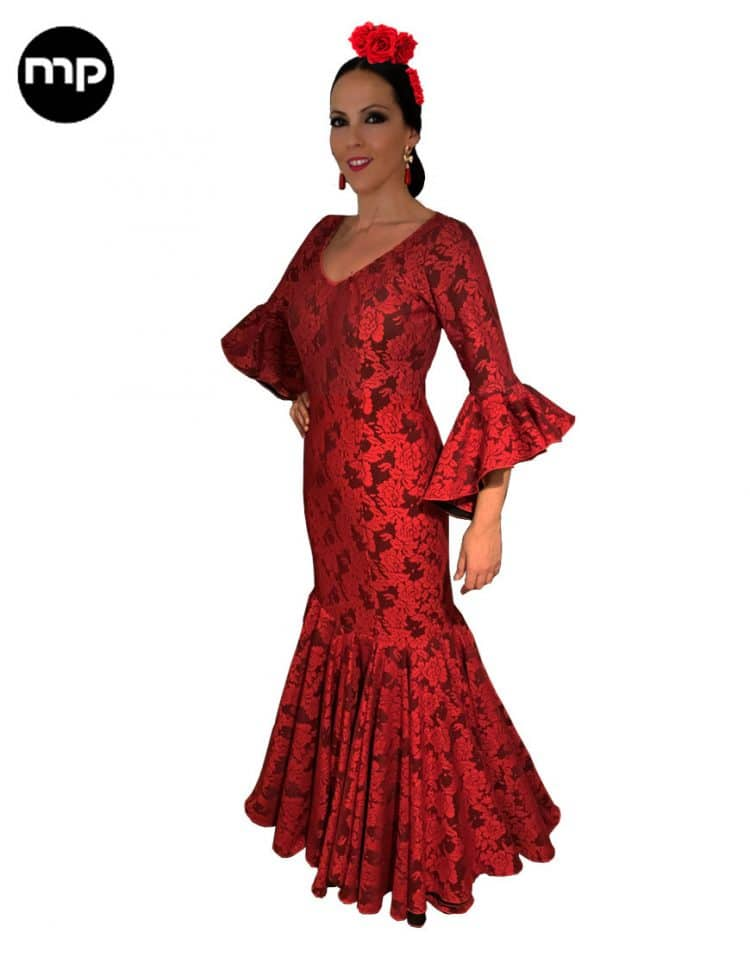 vestidos de flamenca 2020