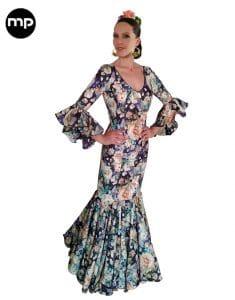 trajes de flamenca online